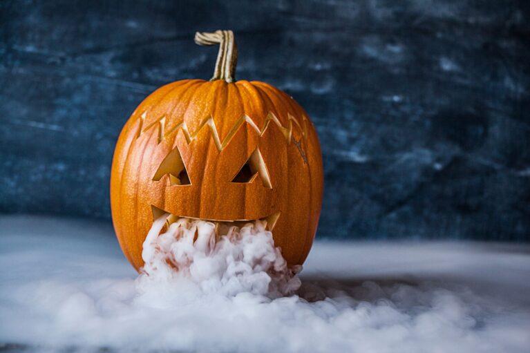 Tøris til halloween